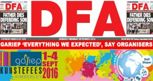 The DFA Today - 20160905
