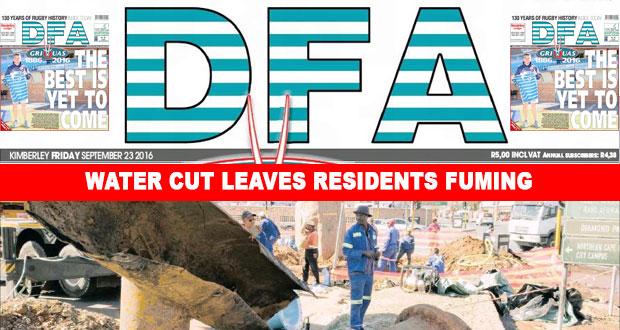 The DFA Today - 20160923