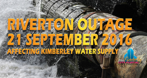 PT-Riverton_Outage_Affecting_Kimberley_Water_Supply-20160921