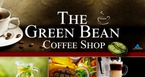 Online Menu for The Green Bean Coffee Shop