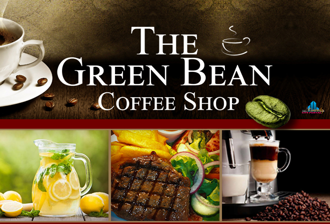 The Green Bean Coffee Shop on Kimberley City Portal