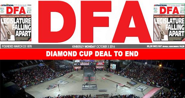 The DFA Today - 20161003