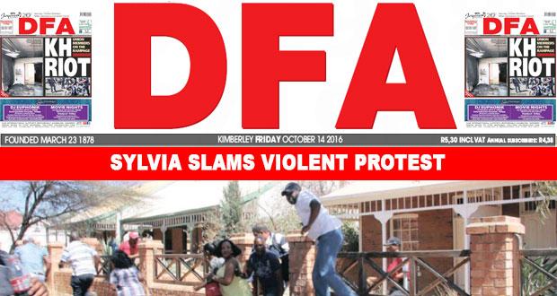 The DFA Today - 20161014