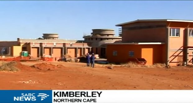 Kimberley Mental Hospital Payment Dispute