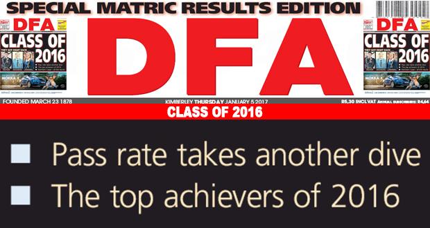 The DFA Today - 20170105