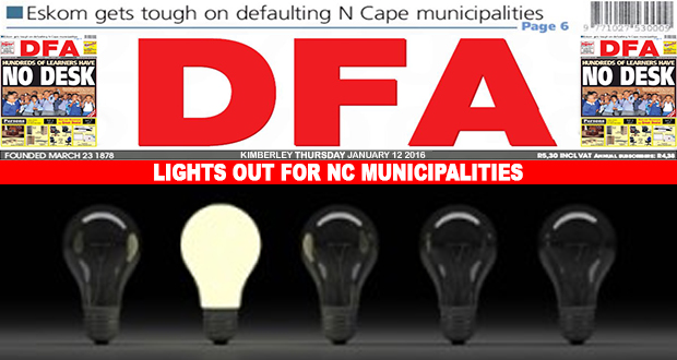 Lights out for NC Municipalites