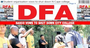 Sasco vows to shut down city college
