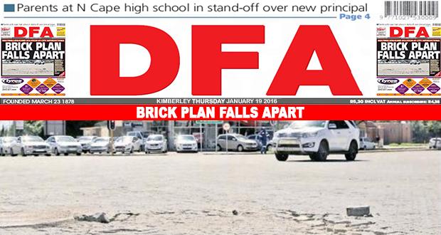 Brick Plan Falls Apart