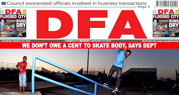 We don't owe a cent to skate body, KDC