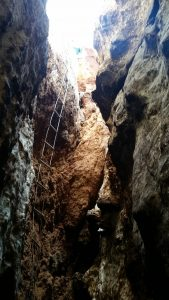 Down in the Kuruman Sinkhole