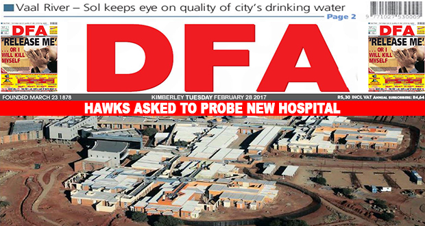 Hawks asked to probe new hospital