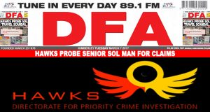 Hawks probe senior Sol man for claims
