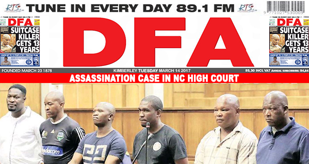 ASSASSINATION CASE IN NC HIGH COURT