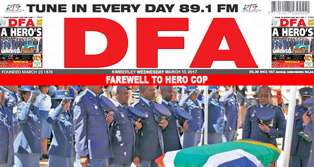 Farewell to Hero Cop