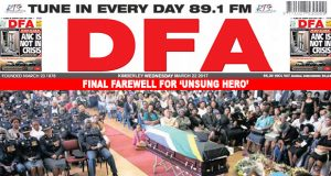 Final farewell for 'unsung hero'