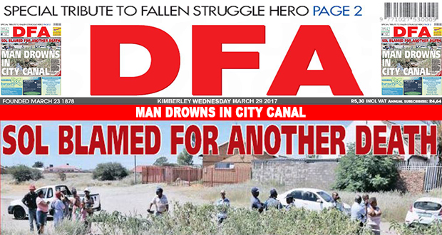 Man drowns in city canal