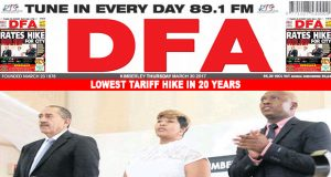 LOWEST tariff hike in 20 years
