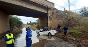 Accident in Kenilworth Road, Kimdustria, Kimberley