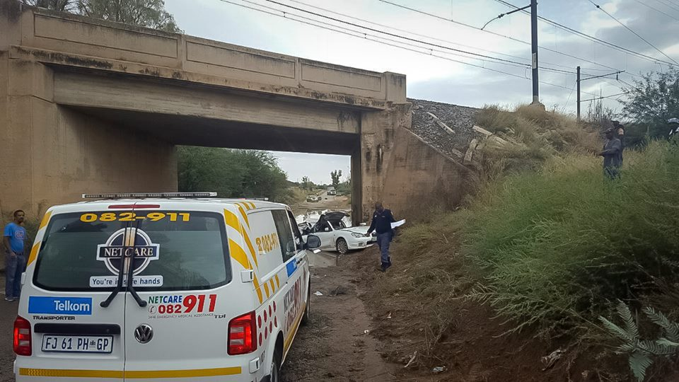 YOUNG MAN SERIOUSLY INJURED IN KENILWORTH ACCIDENT - Kimberley City Info
