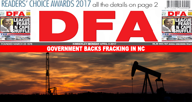 Government backs fracking in NC