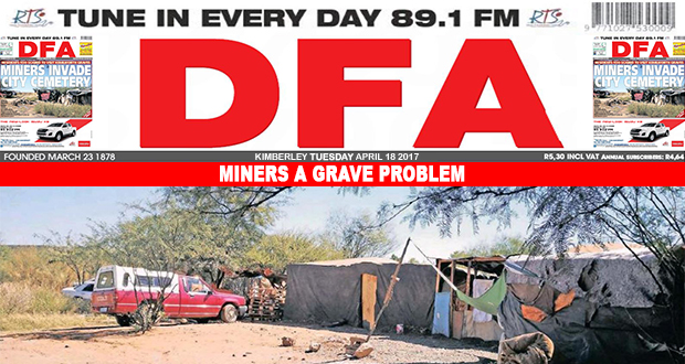 Miners a grave problem
