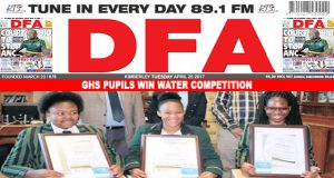 GHS pupils win water competition