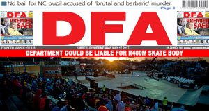 Department could be liable for R400m skate body
