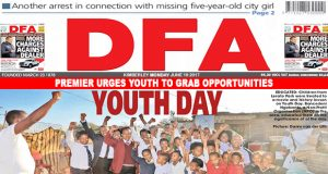 Premier urges youth to grab opportunities