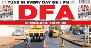 Motorists asked to be patient