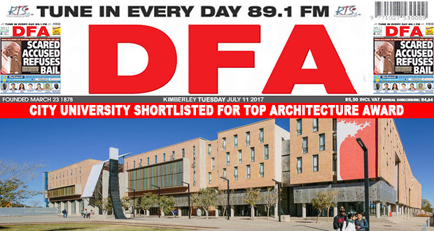 City university shortlisted for top architecture award