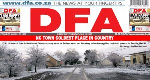 NC town coldest place in country