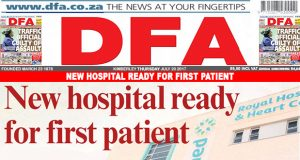 New hospital ready for first patient
