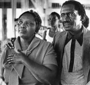 Zondeni Veronica Sobukwe and Robert Sobukwe