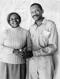 Zondeni Veronica Sobukwe and Robert Sobukwe - Husband & Wife