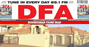 Businessman found dead