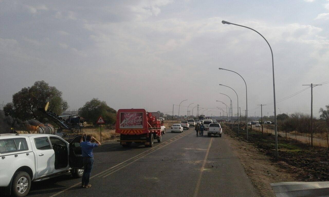 Boshof Road Riots