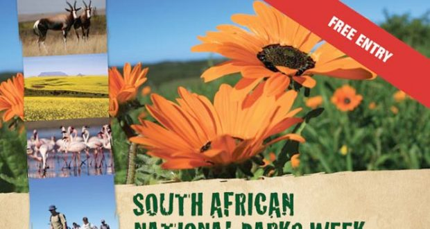 South African National Parks Week