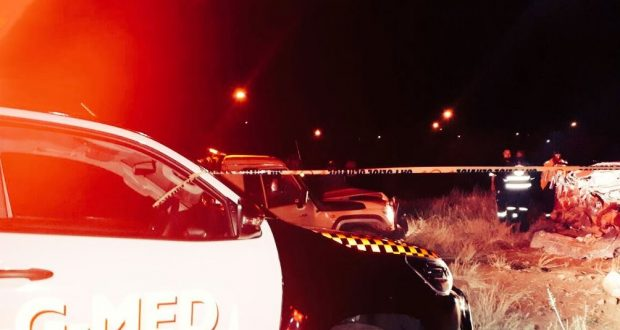 Northern Cape cops investigating culpable homicide after eight die in car crash