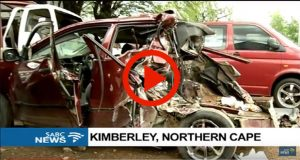 8 Killed in Accident between Kimberley ad Barkly West