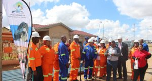 MAINTENANCE OF BULK INFRASTRUCTURE- NOBENGULA AND ADAM NOMAKOLA STREET.