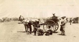 PT-African_family_in_and_around_a_Cape_cart-1885