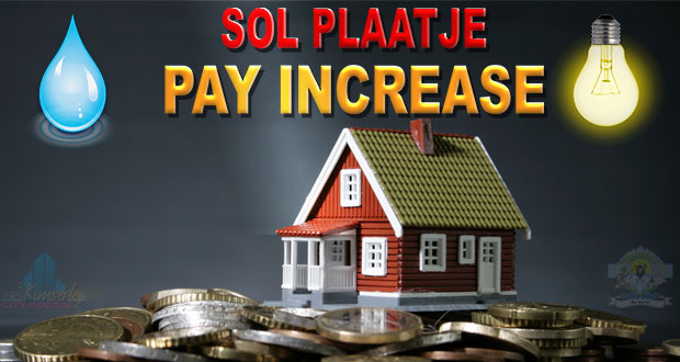 Sol Plaatje Municipality Pay Increase 2017-2018