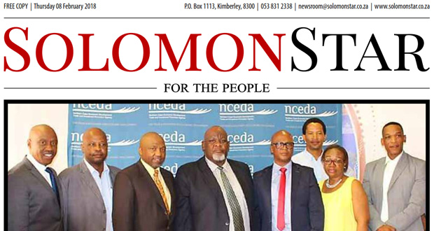 The Solomon Star Newspaper - Issue 1 - 8 February 2018