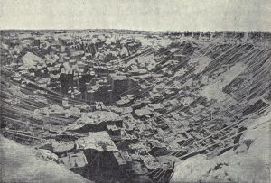 Kimberley-Mine-after-a-snow-storm-21-June-1876