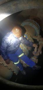 Kimberley Water Shutdown 05 OCT 2018 - Prep 3
