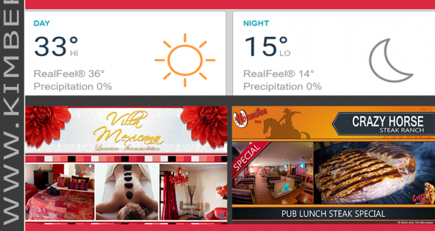 Today in Kimberley South Africa - Weather News Events 2018/12/11
