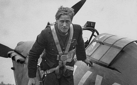 Squadron Leader Albert Gerald Lewis