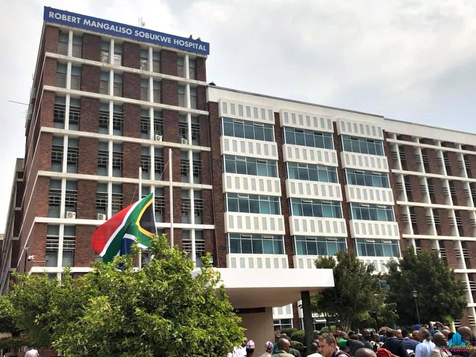 Robert Sobukwe Hospital Outside View 20180924