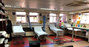 Robert Sobukwe Hospital Inside View 20190125