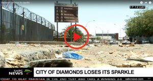Kimberley - Filth piling up in kimberley